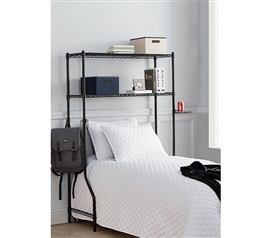 Over the Bed Shelf Supreme Dorm Organizers Dorm Essentials