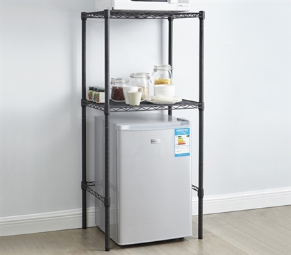 The Mini Shelf Supreme - Adjustable Shelving - Gunmetal Gray