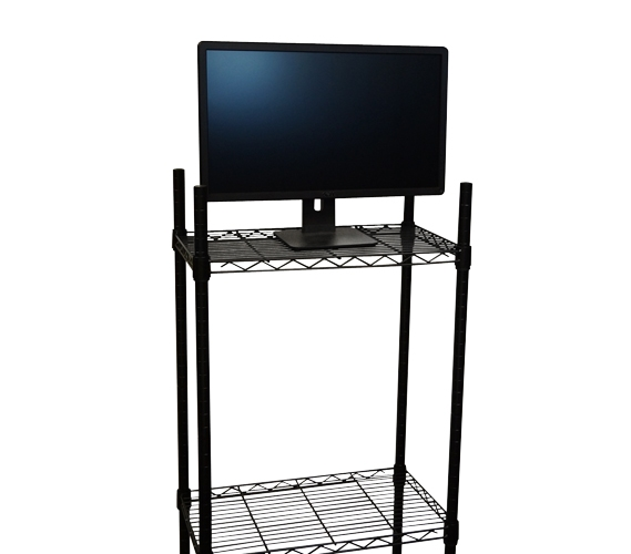 The Tv Stand Shelf Supreme Adjustable Shelving College