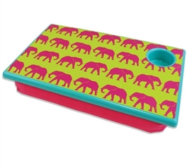 Pink Parade Lapdesk Dorm Necessities College Supplies
