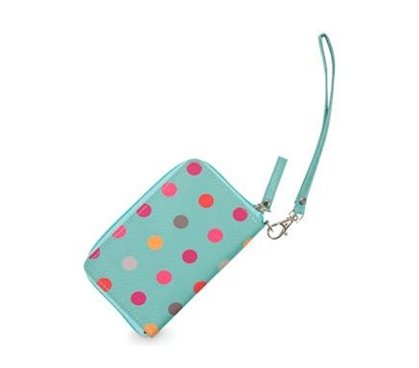 Dorm Accessories - Darling Dot Smartphone Wallet - Student ID Holder