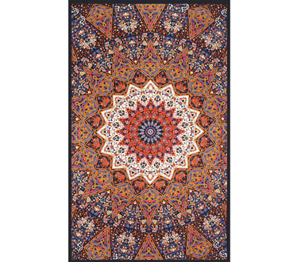 Classic Indian Star Tapestry Earth College bedding supplies