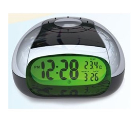 No Need To Read The Time - Talking Alarm Clock - A Cool Dorm Item