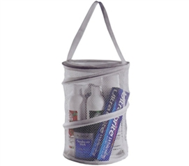Pop up Dorm Caddy College bathroom organizer