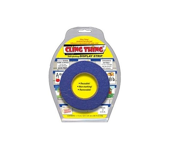 Cling Thing Display Strip - Blue