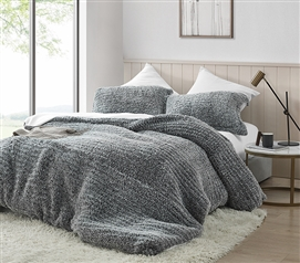 Holy - Coma Inducer Twin XL Comforter - White and Black