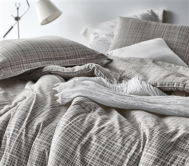 Cinder Union Twin XL Comforter - 100% Cotton