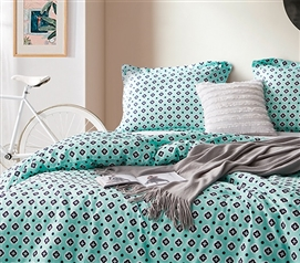 Morgan Elyse Twin XL Comforter - 100% Cotton