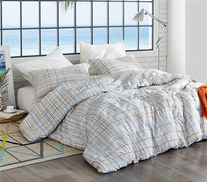 Lahaina Twin XL Comforter - 100% Cotton