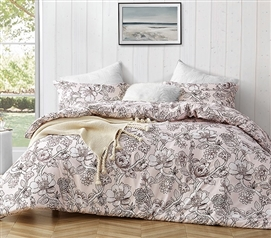 Wildbloom Twin XL Comforter - Supersoft Microfiber