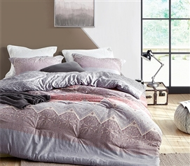 Mischief Twin XL Comforter - 100% Cotton