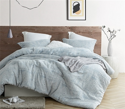 Ji Wisdom Twin XL Comforter - 100% Yarn Dyed Cotton