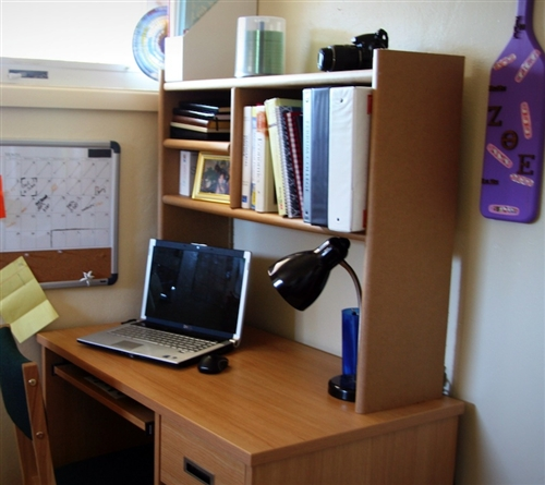 Eco Shelf Dorm Room Desk Bookshelf Cool Dorm Storage