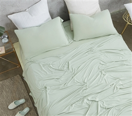 Bare Bottom Sheets - All Season - Twin XL Bedding - Dewkist