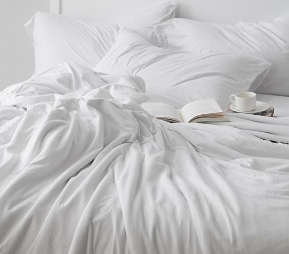 Bare Bottom Sheets All Season Twin Xl Bedding White