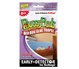 Buggy Bed - Bed Bug Glue Traps College Supplies