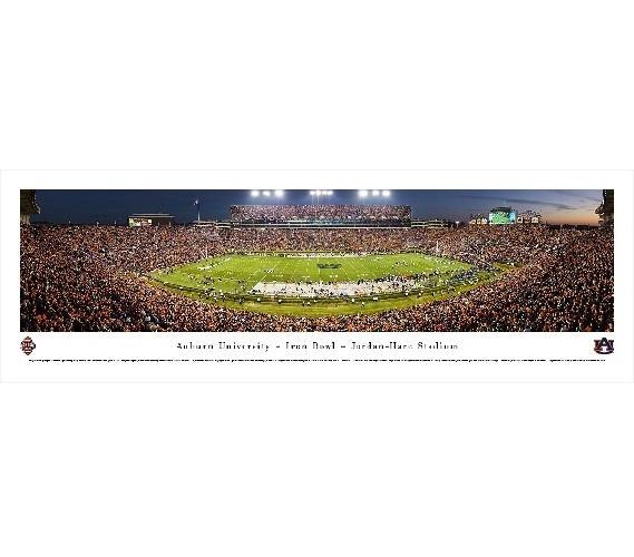 Auburn University - Iron Bowl - Jordan-Hare Stadium Panorama