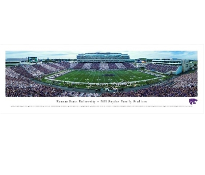 Kansas State Wildcats - Bill Snyder Stadium Panorama