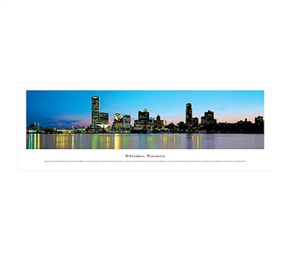Milwaukee, Wisconsin - Panorama