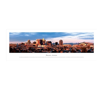 Phoenix, Arizona - Panorama