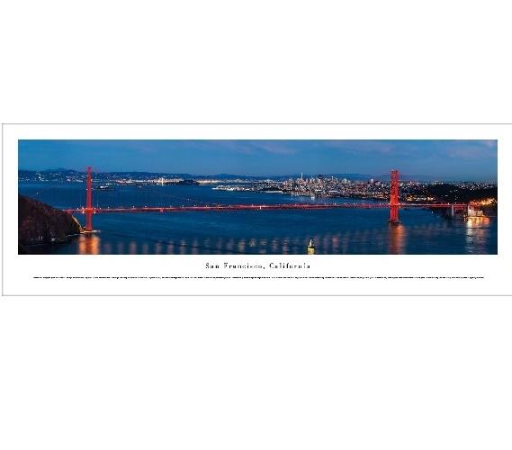 c9783420e460 San Francisco - California - City Skyline Panorama
