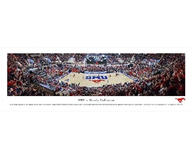 Dorm Essentials Dorm Wall Art SMU - Moody Coliseum - Southern Methodist University Panorama