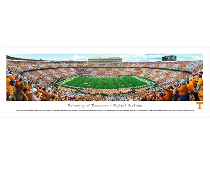 Tennessee Volunteers - Neyland Stadium Panorama Dorm Room Decorations College Supplies