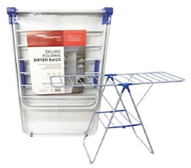 Set It Up Right In Your Dorm - Space Saving Clothes Dryer Rack - Necessary For Air Drying