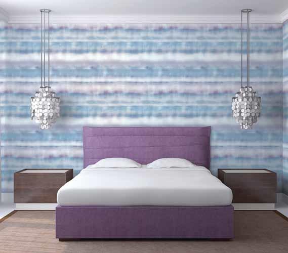 Fade Cloud Designer Removable Wallpaper For Dorms