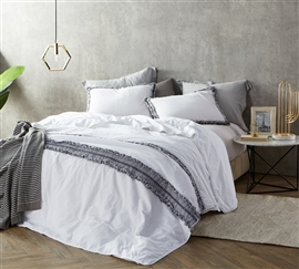 Boa Noite - 200TC Washed Percale Queen Quilted Comforter