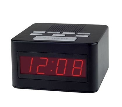 Multi-Function College Item - Blue Tooth Alarm Clock - Radio And USB Charge - Essential For College
