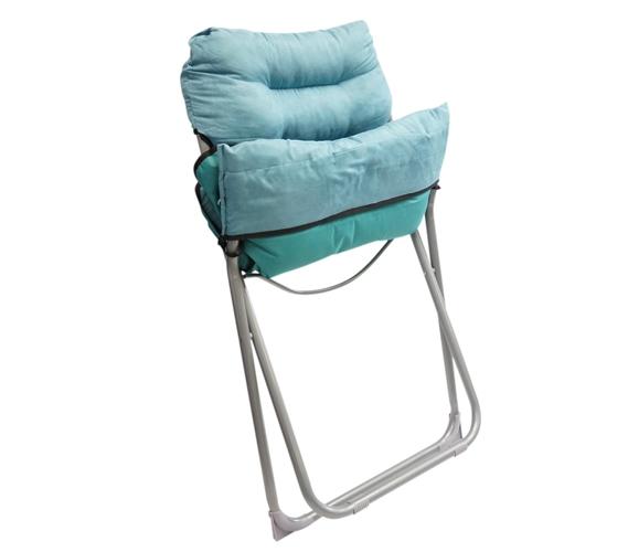 college club dorm chair plush u0026 extra tall calm aqua - Dorm Room Chairs