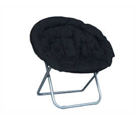 Dorm Furniture Black Moon Chair