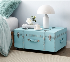 Texture® Brand Trunk - Calm Blue