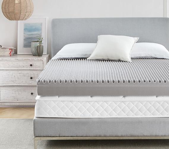 Ultimate Sleep Coma Inducer 6 Memory Foam Plus Support Foam
