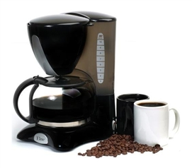 Perfect For Roommates - 10 Cup Pause & Serve Coffee Maker - Make Great Coffee