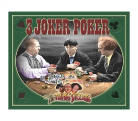 Cheap Wall Essential For Fans Of The 3 Stooges Joker - Humor Tin Sign