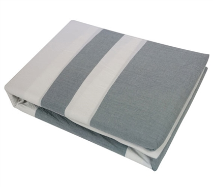 Sunset Gray Twin XL Sheet Set