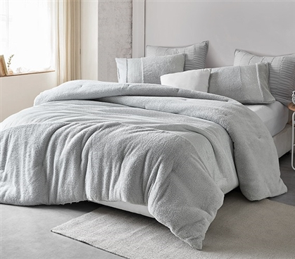 Classy Bougie Teddy - Coma Inducer Twin XL Comforter