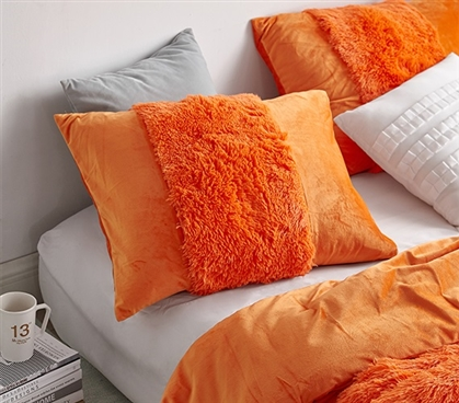Are You Kidding? - Coma Inducer Standard Sham (2-Pack) - Autumn Glory