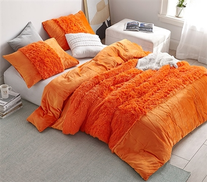 Are You Kidding? - Coma Inducer Twin XL Comforter - Autumn Glory