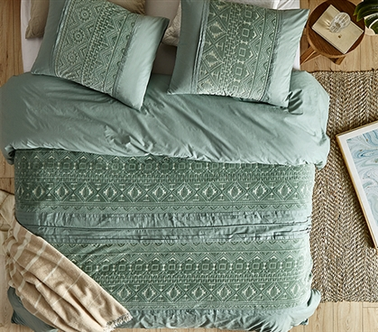 Bali Twin XL Duvet Cover