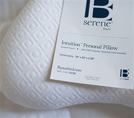 Intuition Bed Pillow