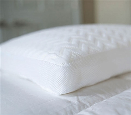 Serene Foam Side Sleeper Bed Pillow