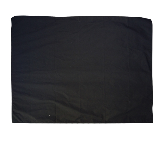 blackout curtain black college window drape