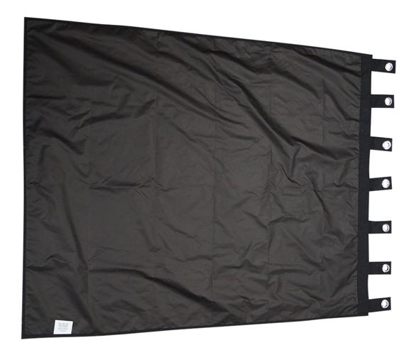 blackout curtain black college window drape - Blackout Curtain
