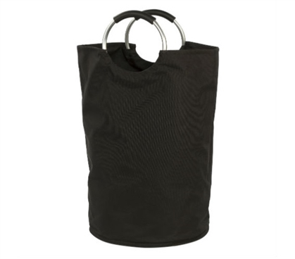 Heavy Duty Dorm Laundry Bag Black