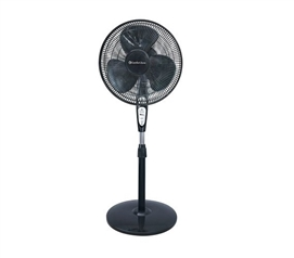 "18"" Oscillating Pedestal Fan with Remote"