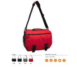 Handy College Item - Laptop Messenger Bag - Great For Keeping Laptop Safe