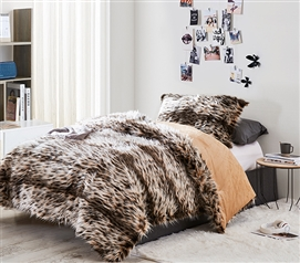 Chillin Cheetah - Coma Inducer Twin XL Comforter